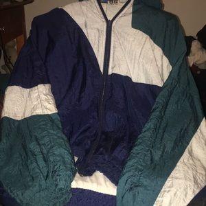 Other - Vintage 90s windbreaker